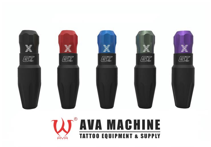 AVA GTX-S Tattoo Pen