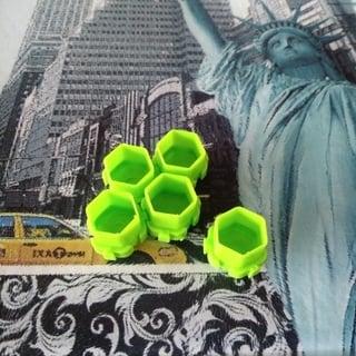 Hexagonal Cups