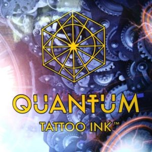 Gamma Irradiated Quantum Tattoo Ink